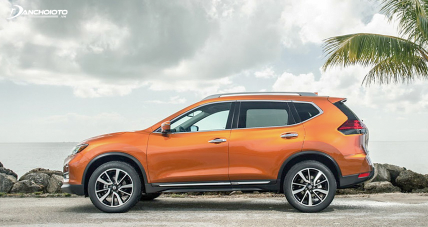 Nissan X-Trail 2018 - cái nhìn tổng thể