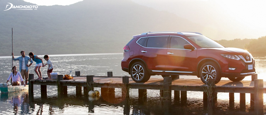 Nissan X-Trail 2018 là lựa chọn tối ưu dành cho gia đình 5 -7 người