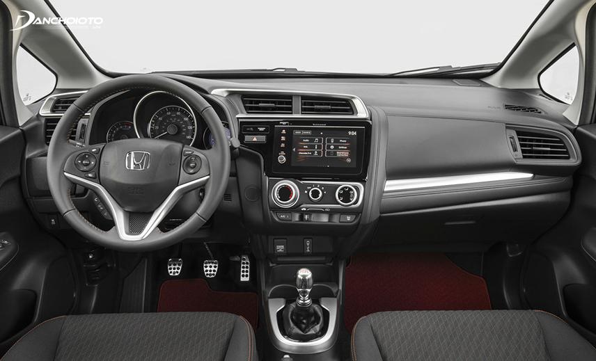 Nội thất của Honda Jazz 2019