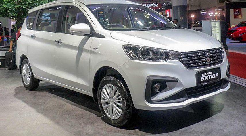 Suzuki Ertiga 2018 có gì mới?
