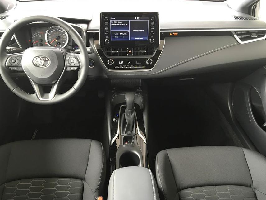 Xe được trang bị một loạt công nghệ mới