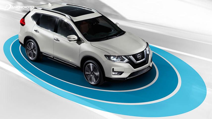 an toàn Nissan X-Trail