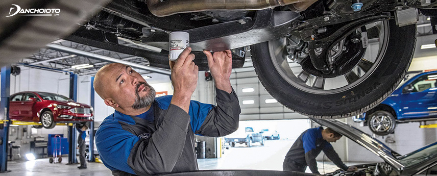 Maintenance to keep the car in good working order