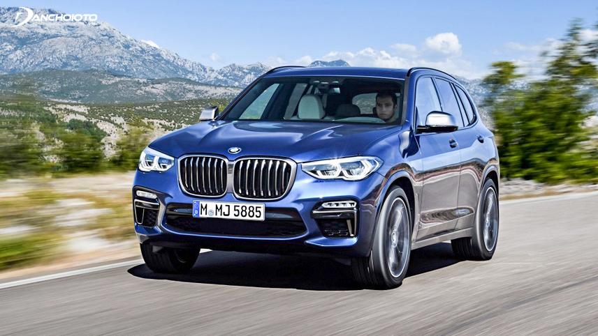 BMW X5 2019 có thể sẽ thêm phiên bản lai Hybrid và X5 M