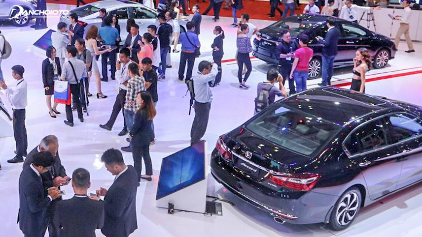 Các hãng xe thường không giảm giá trong dịp đầu năm