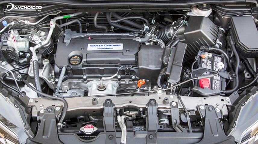 Động cơ xe Honda CR-V 2015