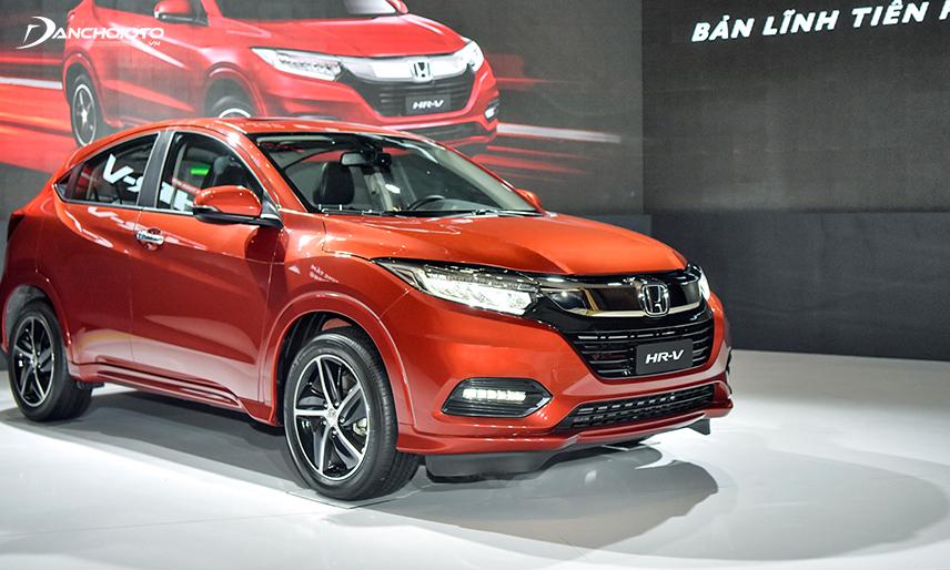 Honda HR-V 2018 được đánh giá phù hợp với giới trẻ