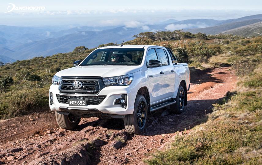 Liệu Toyota Hilux 2018 có thể giành lại được thị phần xe bán tải ở Việt Nam?