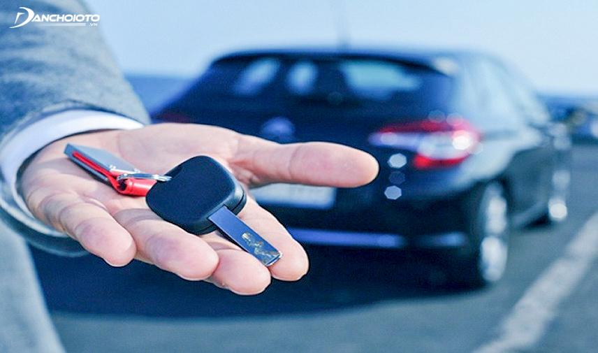 Nên cảnh giác khi giao chìa khóa ô tô cho thợ qua đêm