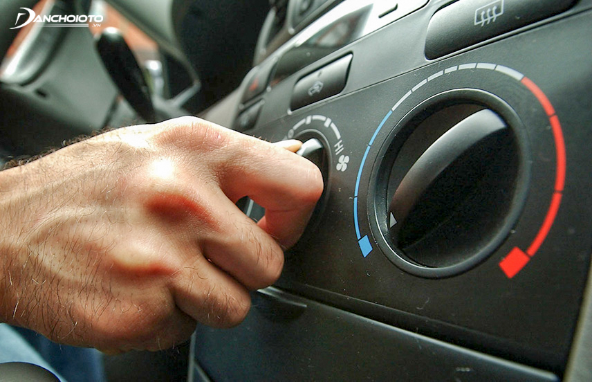 Proper use of air conditioning will prevent the car from wasting gas