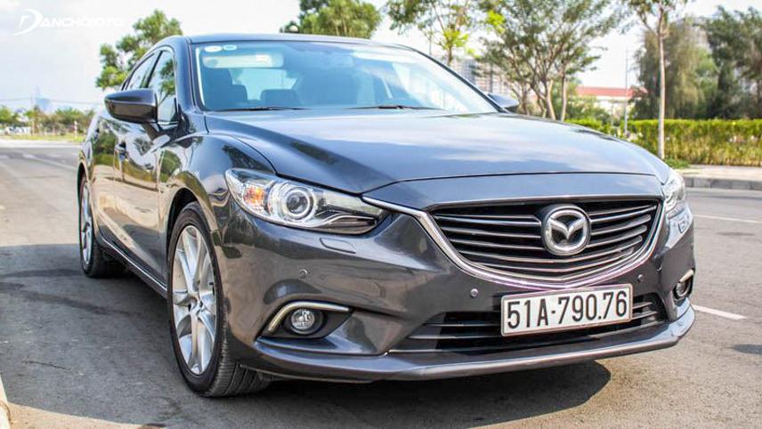 Thiết kế xe Mazda 6 2015