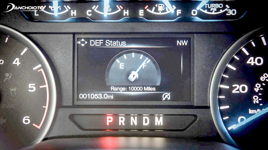 The gear shift will be smoother and safer if the driver selects the correct rpm