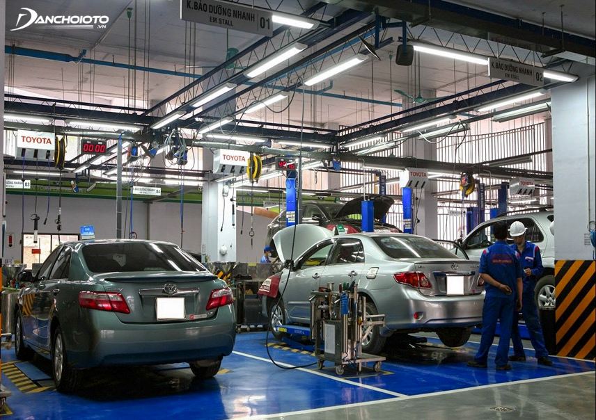 Cars need special care after 100,000km