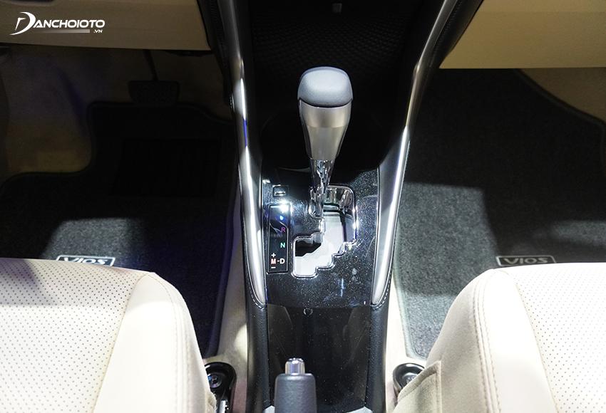 Cần số Toyota Vios CVT 2020