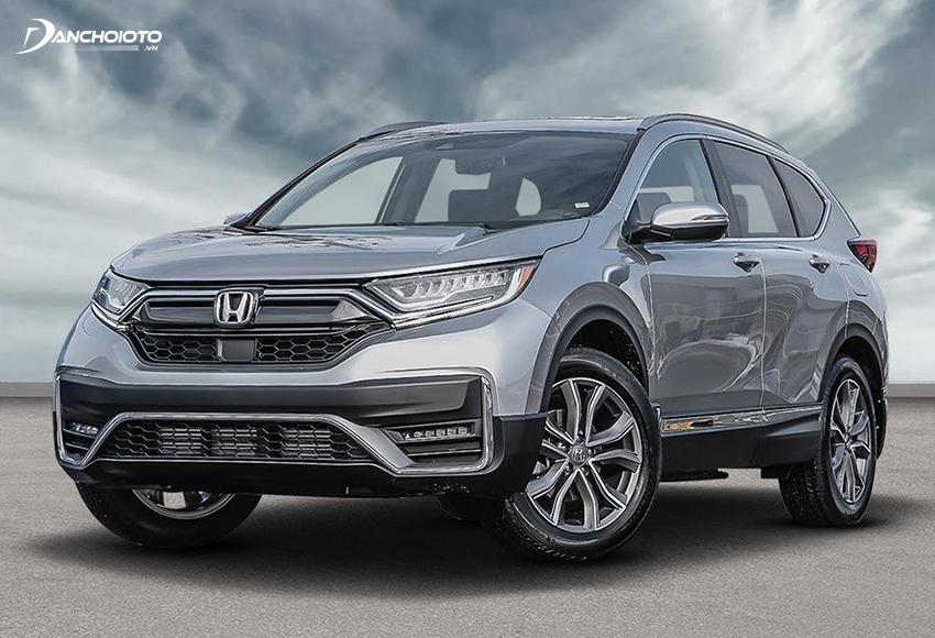 Honda CR-V 2020 mang sự khoẻ khoắn, thể thao hơn nhưng cũng điềm đạm, có phần già dặn