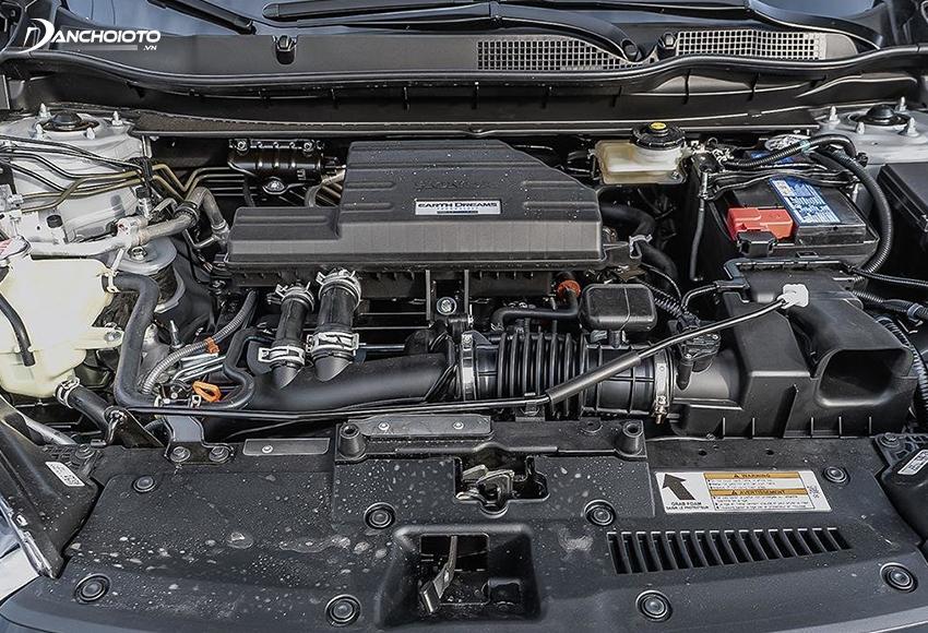 Honda CR-V 2020 sử dụng khối động cơ 1.5L Turbo
