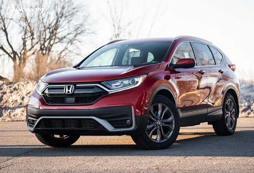 Honda CR-V L 2020 là sự lựa chọn hấp dẫn và đáng tham khảo