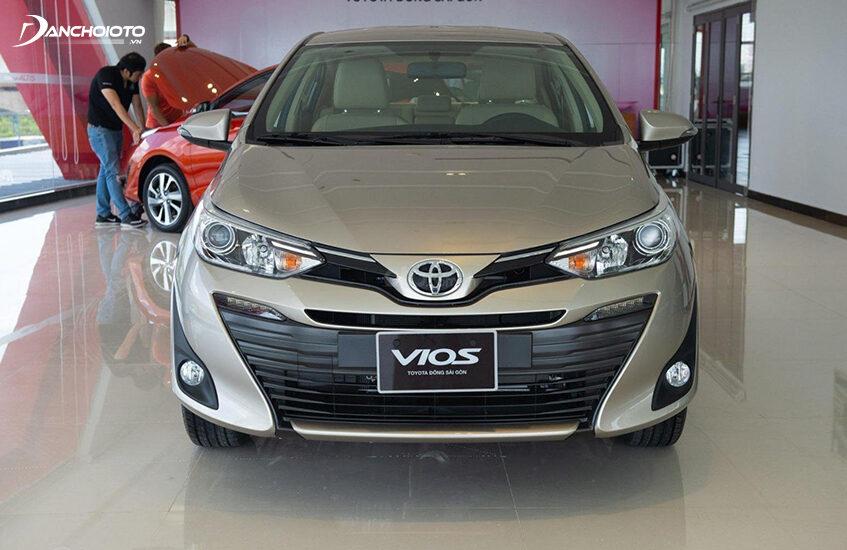 Theo nhiều người có kinh nghiệm thì so sánh Vios E và G thì Toyota Vios 1.5G đáng mua hơn