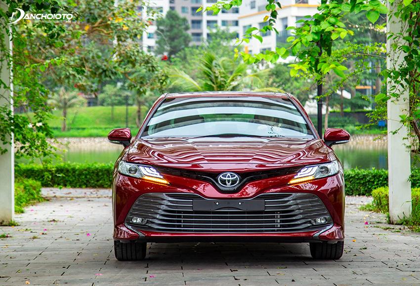 Toyota Camry 2.5Q không chỉ ở mức đáp ứng nhu cầu mà còn mang lại nhiều trải nghiệm cao cấp