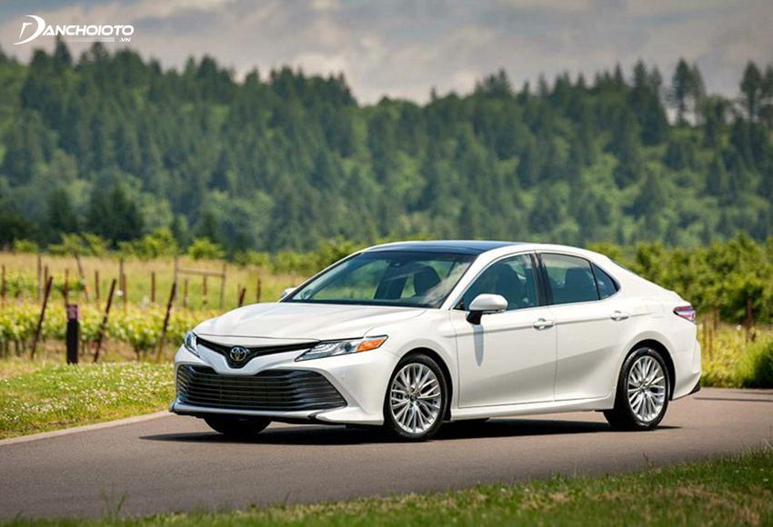 Toyota Camry mới chuyển sang sử dụng nền tảng mới – TNGA, đạt độ cứng xoắn cao hơn 30%