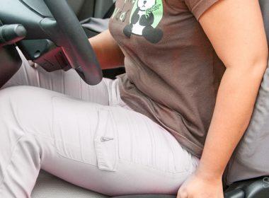 5 mẹo giúp người nhỏ con quan sát tốt hơn khi lái xe