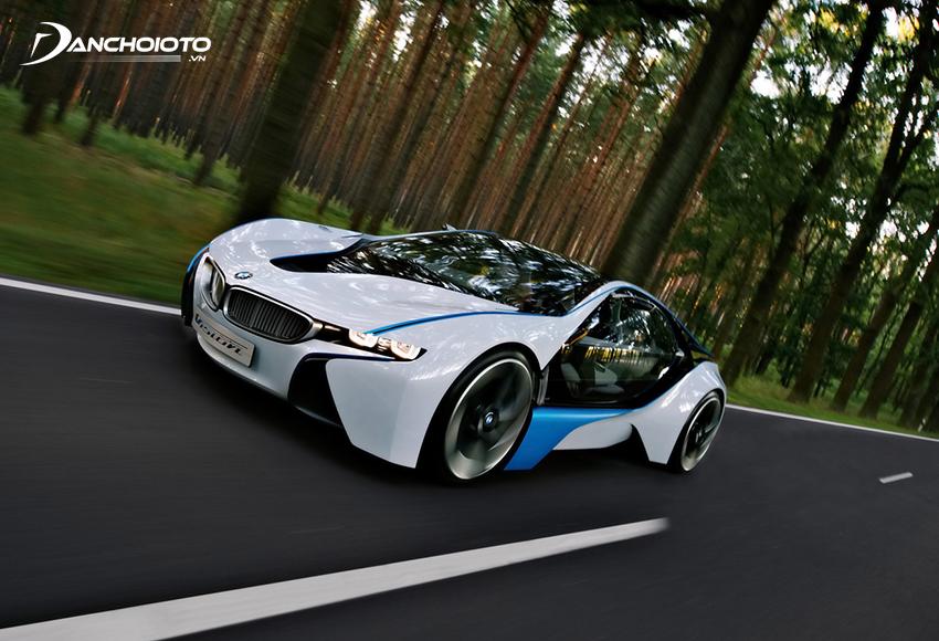 BMW Vision E (2009)