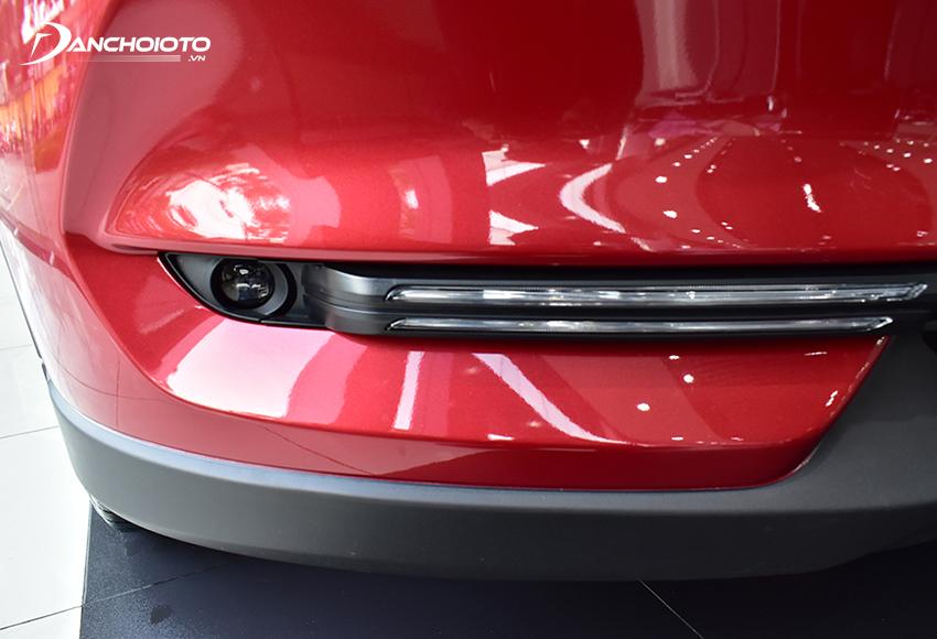Đèn sương mù Mazda CX-5 2020 cũng dùng LED