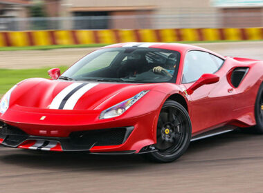 Ferrari 488: Giá