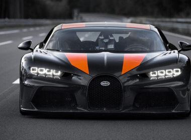Bugatti Chiron: Giá