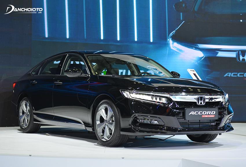 Honda Accord sử dụng động cơ 1.5L Turbo với một số nâng cấp đáng kể