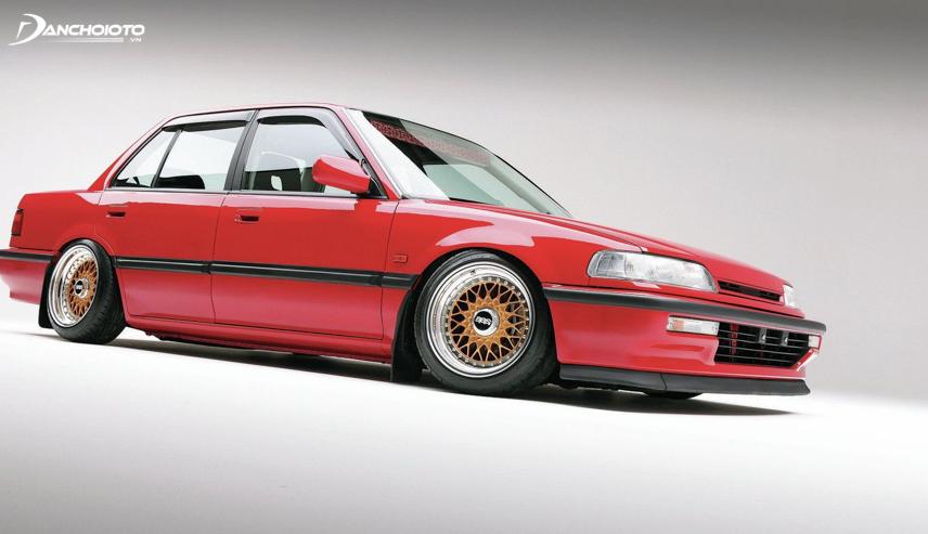 """Honda Civic 1991 giành được giải """"Chiếc xe của năm"""" tại Nhật"""
