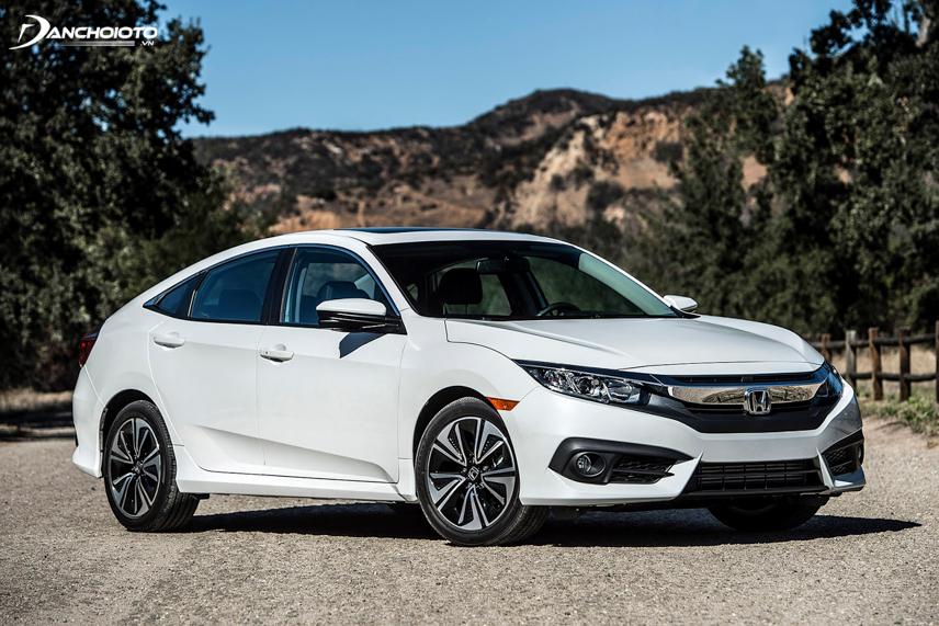 """Honda Civic 2016 đã có màn """"chào sân"""" vô cùng tuyệt vời"""