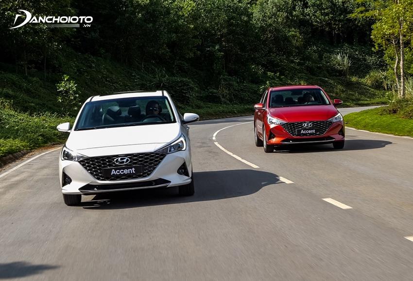 Hyundai Accent 2021 vẫn duy trì khối động cơ Kappa 1.4 MPI như trước