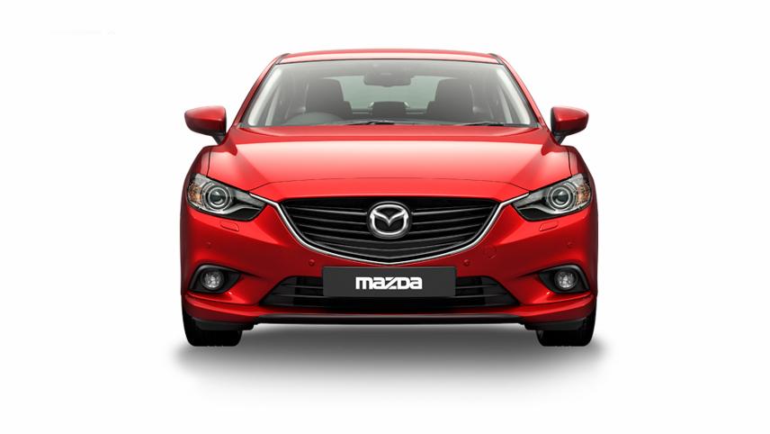 Khuôn miệng tản nhiệt của Mazda 6 mới trông nghiêm nghị, hiện đại và sang trọng hơn