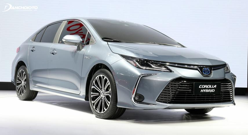 Mẫu Toyota Corolla Altis 2019 - 2020 dự kiến phân phối ở thị trường Đông Nam Á