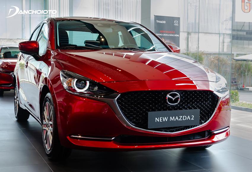 """Mazda 2 2020 """"lột xác"""" với thiết kế gãy gọn, hiện đại và thời trang hơn"""