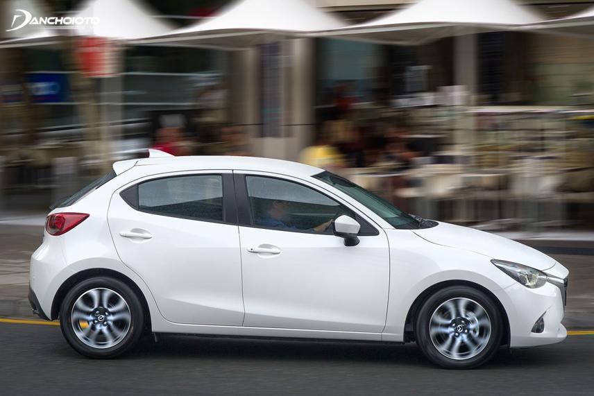 Mazda 2 facelift 2018 - 2019 được tinh chỉnh lại và đầu tư trang bị hiện đại hơn