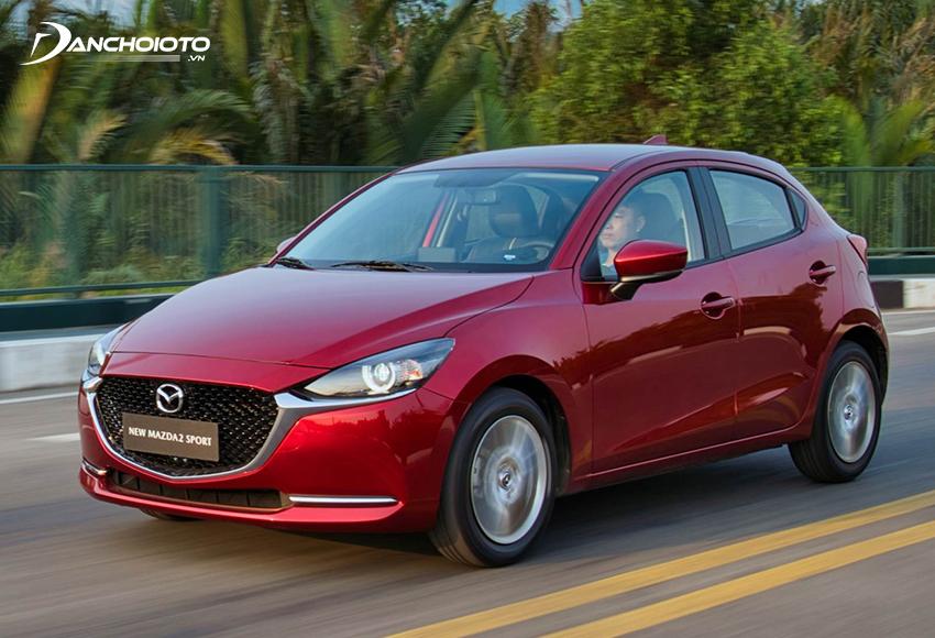 Mazda 2 mang đến trải nghiệm êm ái hơn