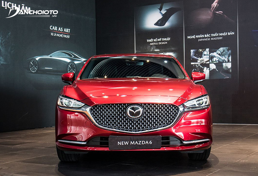 Mazda 6 2.0 Premium sẽ là lựa chọn hợp lý trong tầm giá