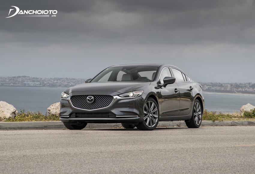 Mazda 6 2020 là phiên bản nâng cấp, thuộc thế hệ thứ 3