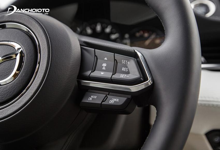 Mazda 6 2020 trang bị Cruise Control