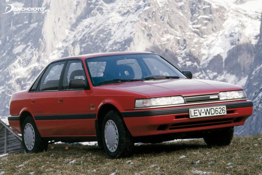 Mazda 626 được xem là thế hệ tiền nhiệm trên Mazda 6