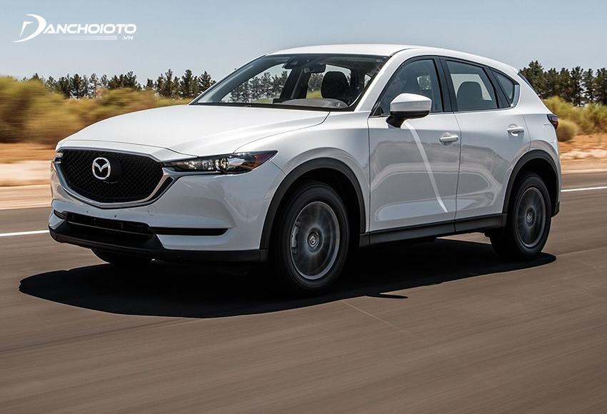 Mazda CX5 2.0L vẫn đáp ứng sức mạnh ổn định trên mọi cung đường
