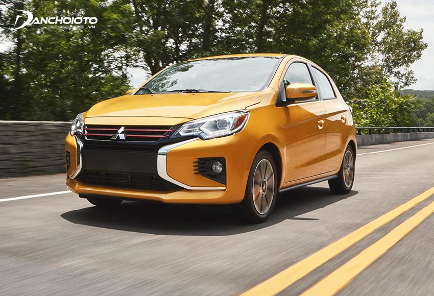 Mitsubishi Attrage có giá rẻ hơn Accent nhưng chỉ dùng động cơ 1.2L