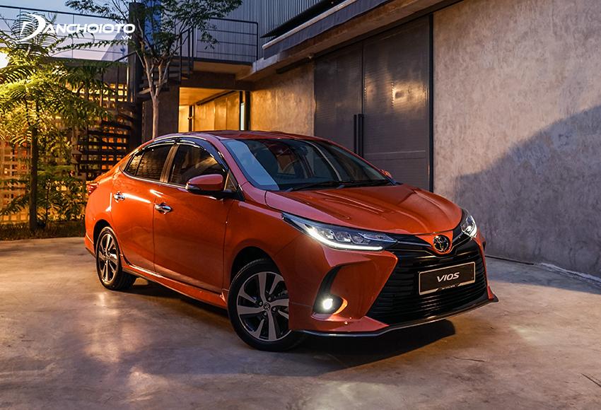 So sánh City và Vios, Toyota Vios thực dụng hơn