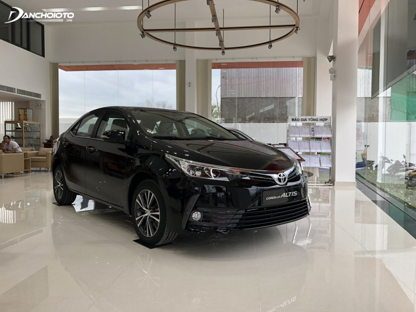 Toyota Corolla Altis là một trong các mẫu xe ô tô thương mại có lịch sử lâu đời của hãng Toyota