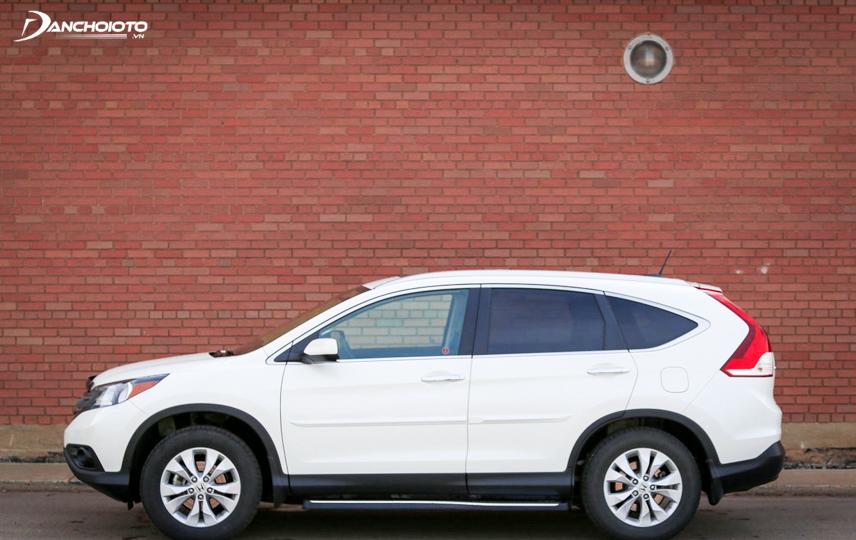 Xe Honda CR-V 2013