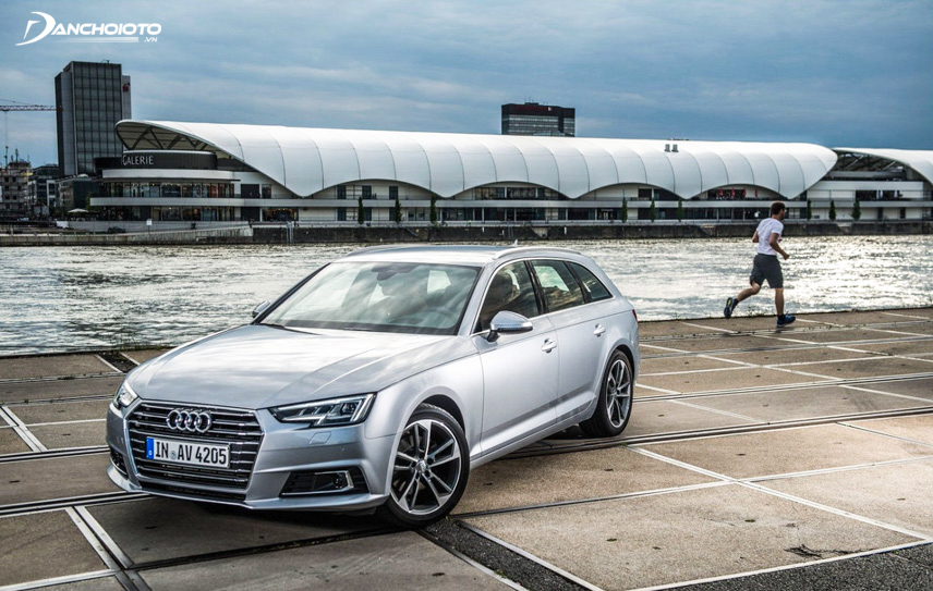 Audi A4 is equipped with the latest systems to help ensure safety