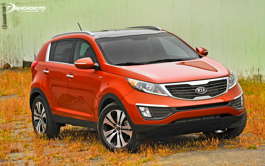 The petrol engine of the 2012 Kia Sportage is powerful, smooth and has a relatively good endurance