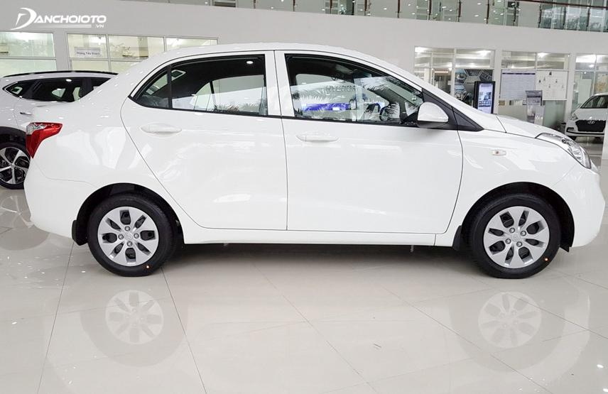 Grand i10 sedan là lựa chọn đáng lưu ý trong phân khúc xe cỡ nhỏ giá rẻ